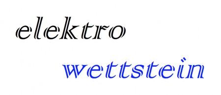 Logo Elektro Wettstein